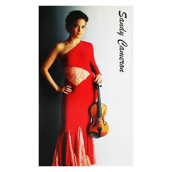 Folder Design Sandy Cameron Music Cd Presentation Folders