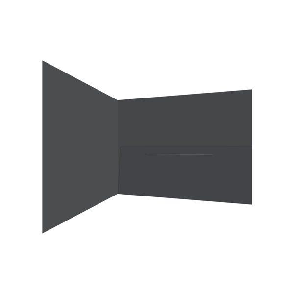 Jennifer Schwartz Gallery CD/DVD Slit Pocket Folder (Inside Right View)