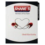 Shane's Office Supply Single Pocket File Folder