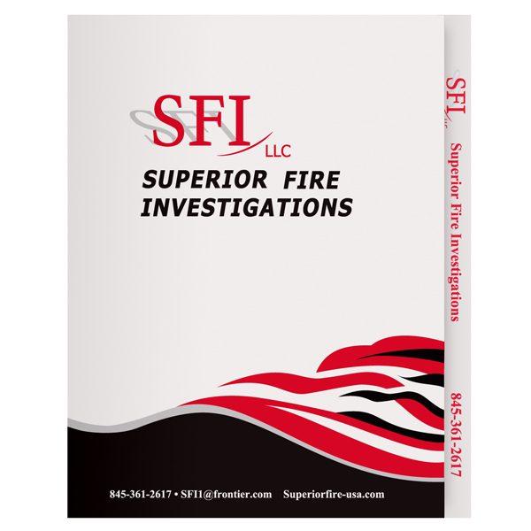 Folder Design: Two Pocket File Folders for Superior Fire ...
