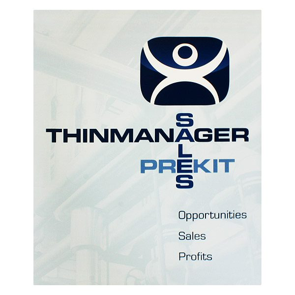ThinManager Sales Presentation Folder (Front View)