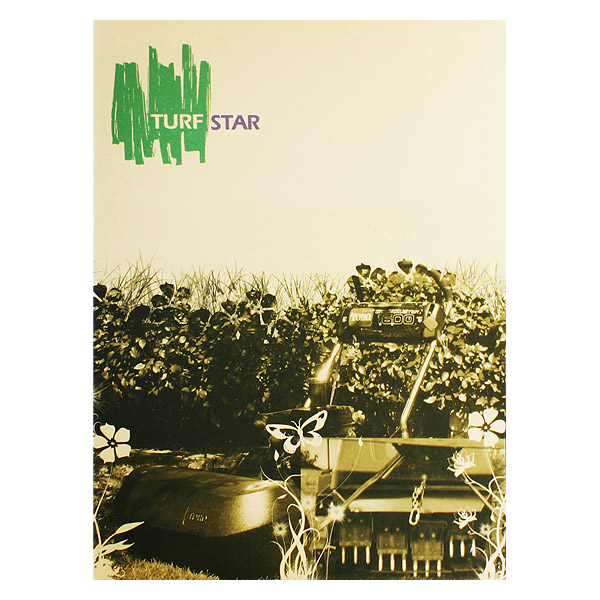 Turf Star Landscaping Presentation Folder