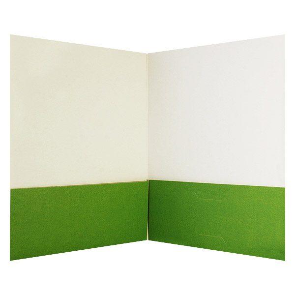 Parkway Hills Green Church Folder (Inside View)