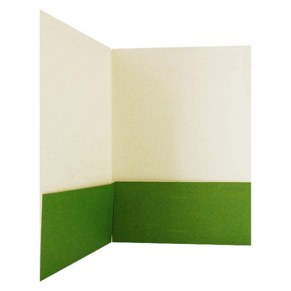 Parkway Hills Green Pocket Folder (Inside Right View)