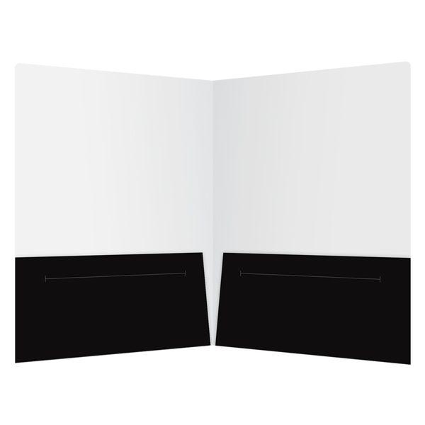 U.S. Army 2 Pocket Folder (Inside View)