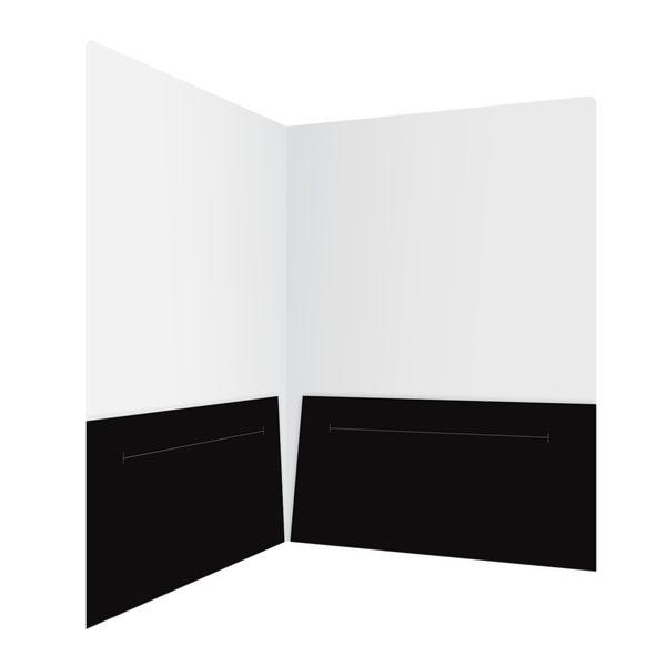 U.S. Army Brochure Slit Business Folder (Inside Right View)