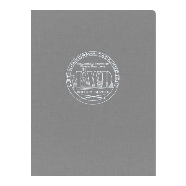 U.S. Army I2WD Presentation Folder (Front View)