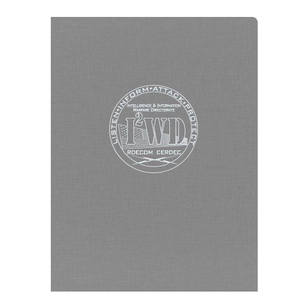 U.S. Army I2WD Presentation Folder (Front View)