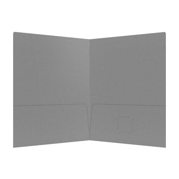 I2WD Government Agency Presentation Folder (Inside View)