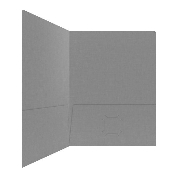 US Army 2-Pocket Folder (Inside Right View)