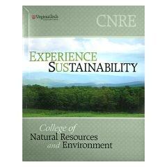 Virginia Tech CNRE Program Presentation Folder (Front View)