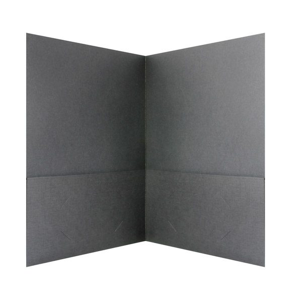 Willoughby Cove 2-Pocket Folder (Inside View)