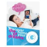 Dream Home Real Estate Folder Template