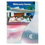 Retro Home Real Estate Folder Template