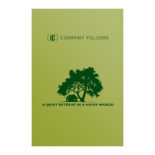 Big Tree Retreat Folder Template