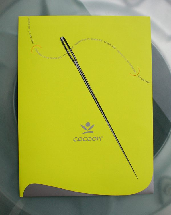 Cocoon Fashion Pocket Folder (Front View 2)