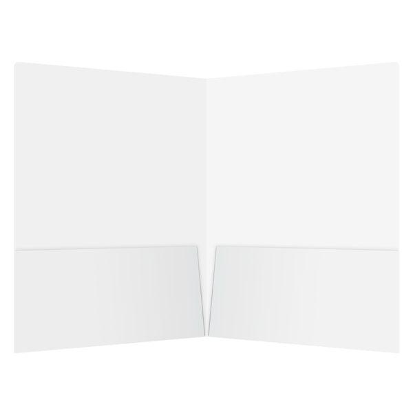 Home Architecture Presentation Folder Template (Inside View)