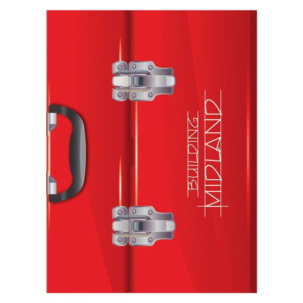 City of Midland Toolbox Presentation Folder (Front View)