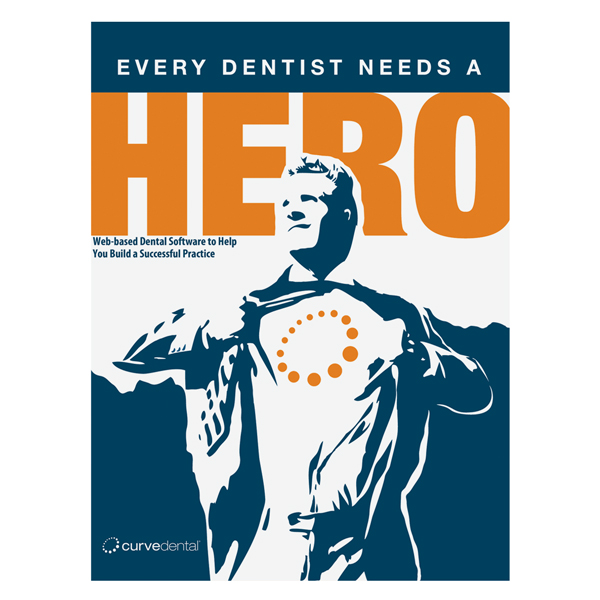 Curve Dental Branded Presentation Folder