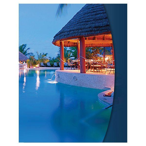 Grand Isle Resort & Spa Presentation Folder (Front View)