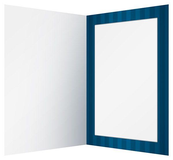 Kaiser Permanente Photo Event Folder (Inside View)