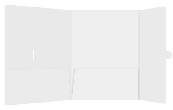 Lee Kum Kee Branding Presentation Folder (Inside View)
