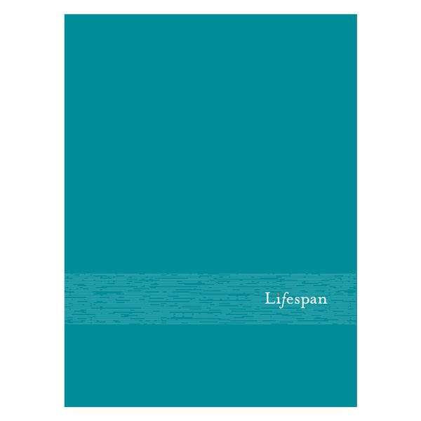 Lifespan Hospitals Turquoise Pocket Folder (Front View)