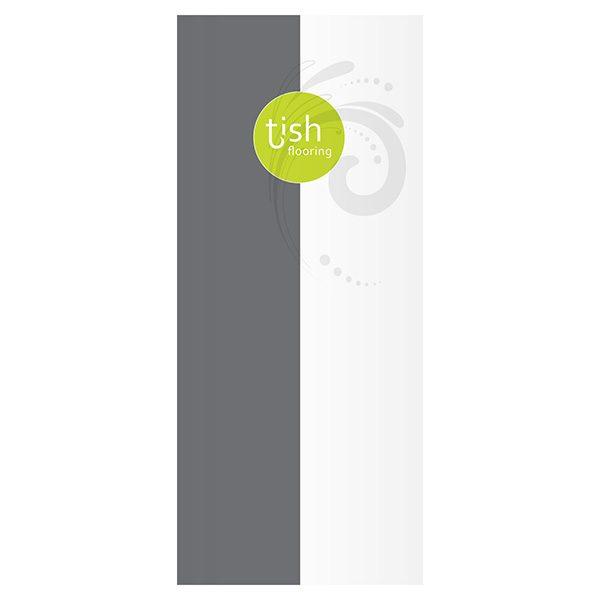 Tish Flooring Small Pocket Folder (Front View)