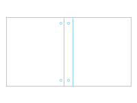 Freebie: Three-Ring Vinyl Binder Template