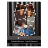 Captured Moments Photography Presentation Folder Template
