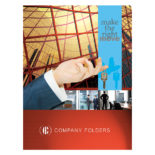 Corporate Offices Real Estate Folder Template