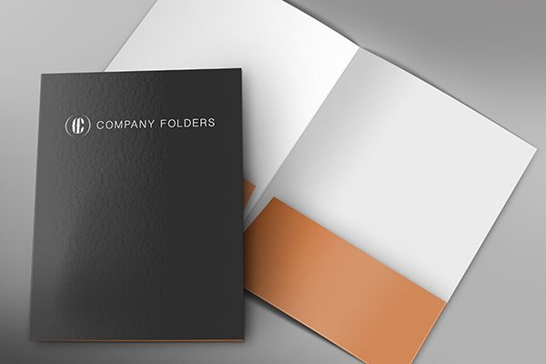And Inside Folder Mockup Template Provided By A Href Https Www Panyfolders Design Mockups Front Company Folders