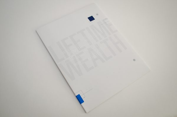 New York Life Presentation Folder (Front View)
