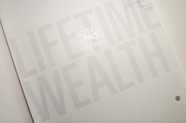 New York Life Presentation Folder (Front Close View)