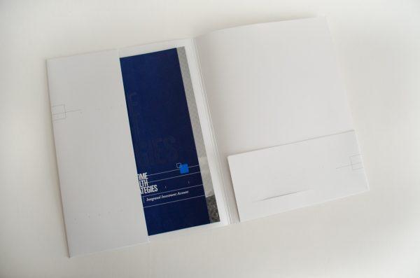 New York Life Presentation Folder (Inside View)