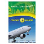 Trip to Remember Travel Pocket Folder Template