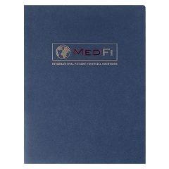 MedFi International Pocket Folder (Front View)