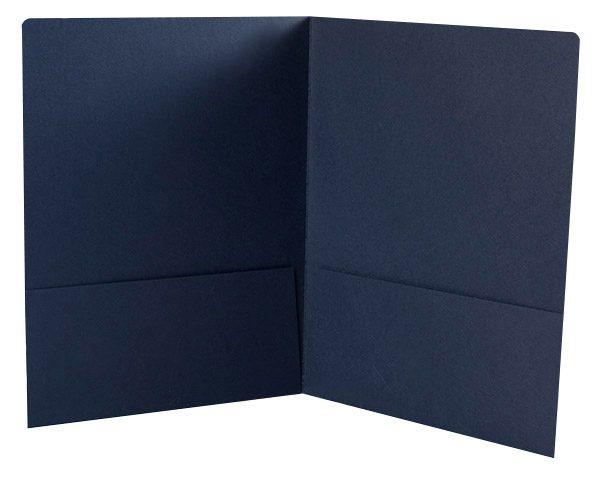 MedFi International Pocket Folder (Inside View)