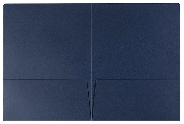 MedFi International Pocket Folder (Inside Flat View)