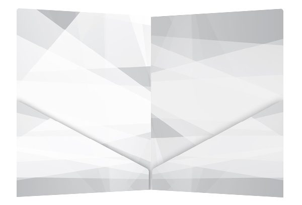 Architecture Ideas Pocket Folder Template (Inside View)