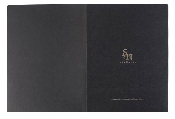 DiaNoche Designs Pocket Folder (Front and Back Flat View)