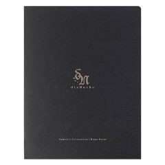 DiaNoche Designs Pocket Folder (Front View)