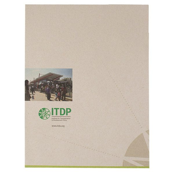 ITDP Pocket Folder (Front View)