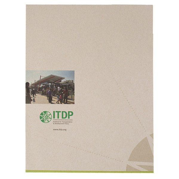 ITDP Pocket Folder (Front View)