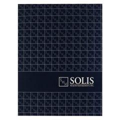 Solis Wealth Management, Inc. Pocket Folder (Front View)