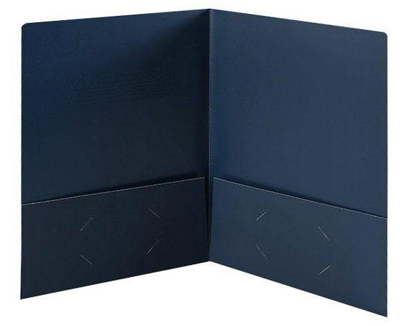 Sovereign Financial Group, Inc. Pocket Folder (Inside View)