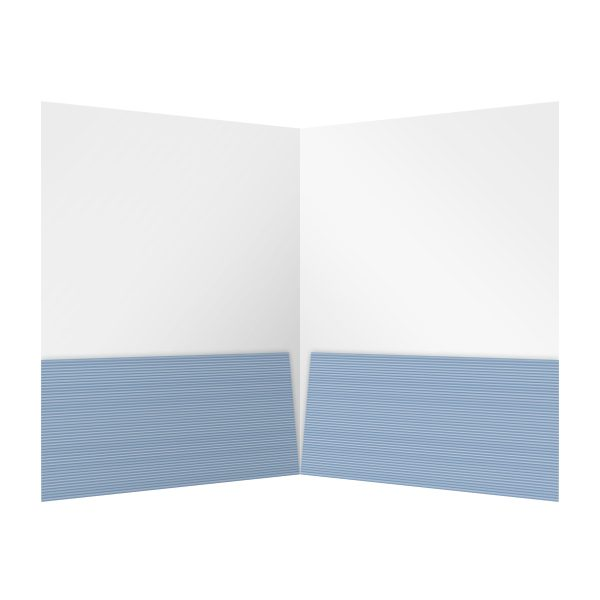 Price Benowitz LLP Pocket Folder (Inside View)