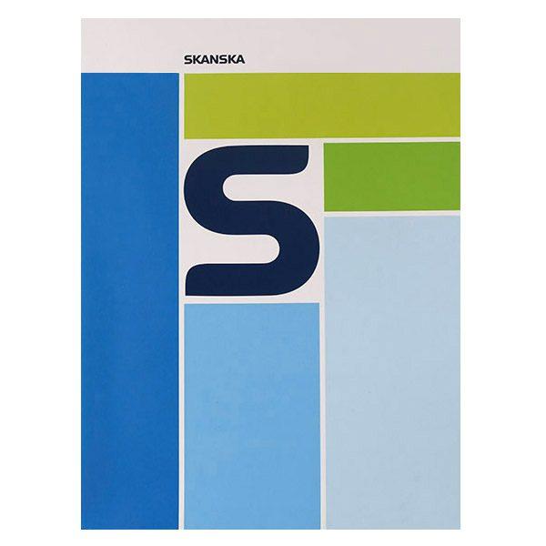 Skanska Pocket Folder (Front View)