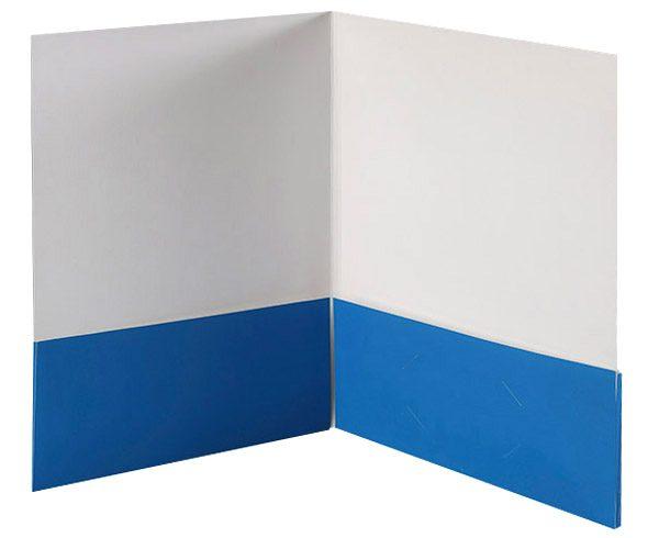 Skanska Pocket Folder (Inside View)