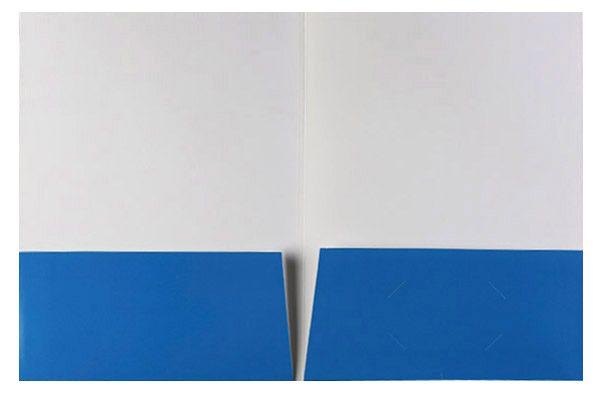 Skanska Pocket Folder (Inside Flat View)